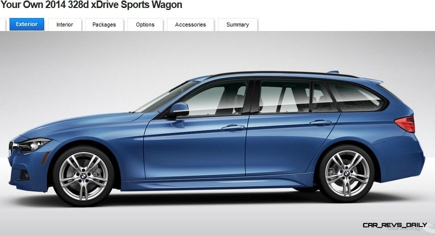 Bmw 328d And 328i Wagons Back In U S For 2014 Buyers