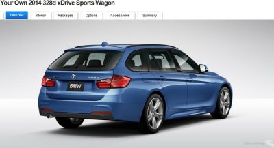 BMW 328d and 328i Sport Wagons BuildYourOwn 29