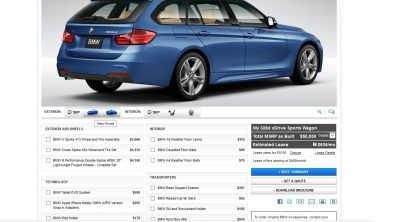 BMW 328d and 328i Sport Wagons BuildYourOwn 36