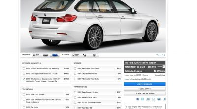 BMW 328d and 328i Sport Wagons BuildYourOwn 39