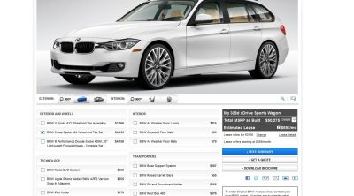 BMW 328d and 328i Sport Wagons BuildYourOwn 40