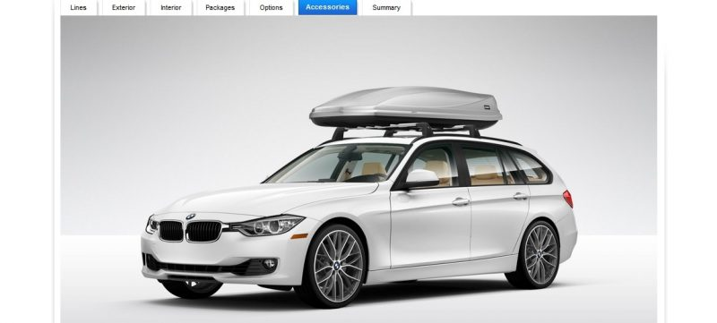 BMW 328d and 328i Sport Wagons BuildYourOwn 41