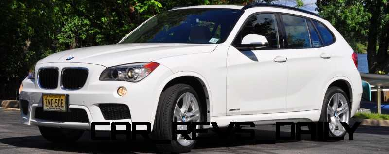 BMW X1 sDrive28i M Sport - Alpine White in 60 High-Res Photos39