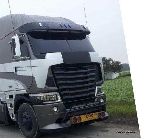 2014 freightliner argosy Gallery Freightliner Argosy Galvatron