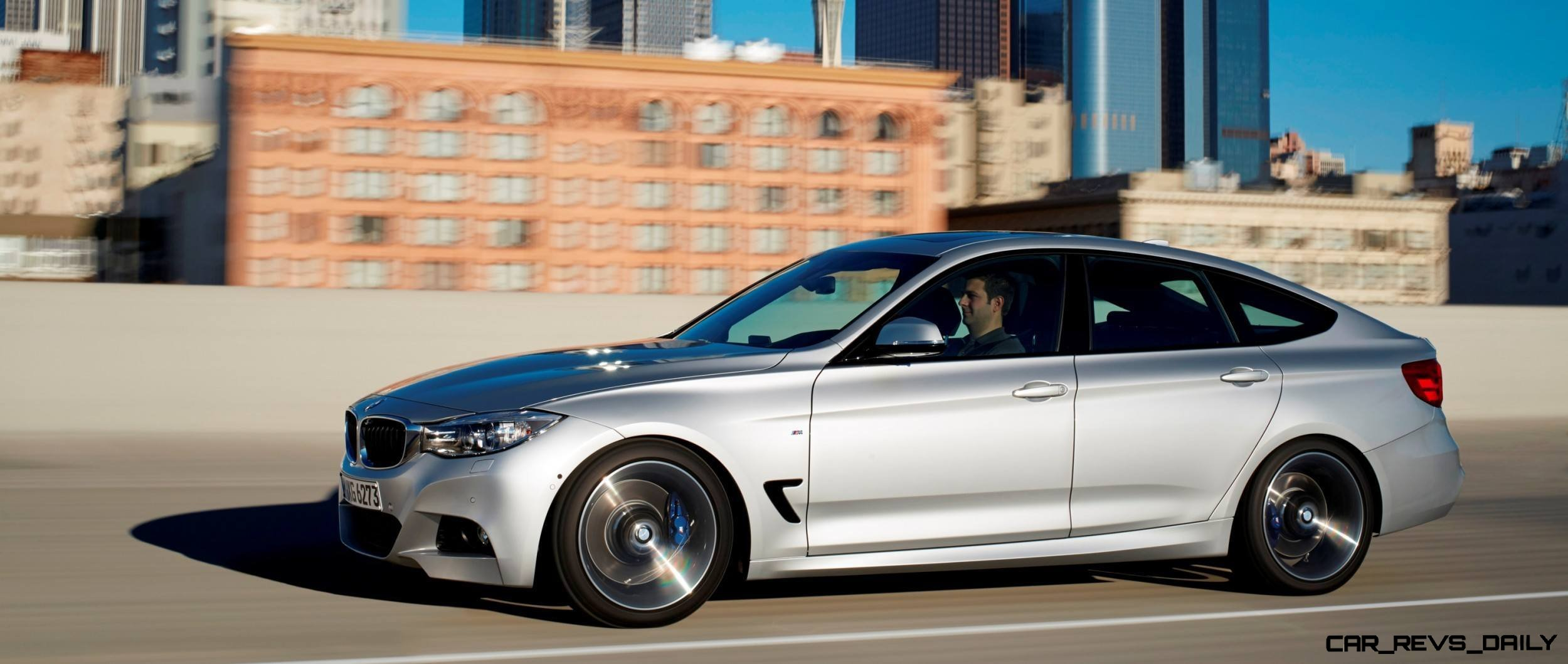 Best of Awards  1000 miles at 100MPH  2014 M Sport BMW 335i GT 52