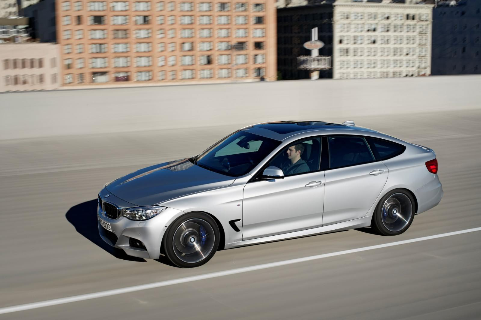 Best of Awards - 1000 miles at 100MPH - 2014 M Sport BMW 335i GT 53