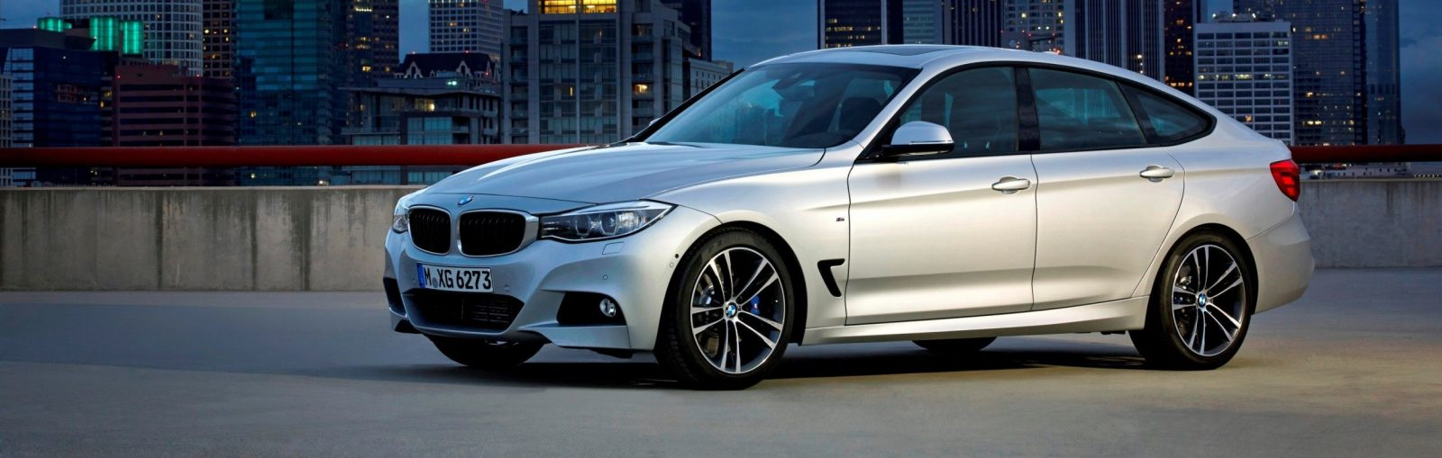 Best of Awards - 1000 miles at 100MPH - 2014 M Sport BMW 335i GT 63