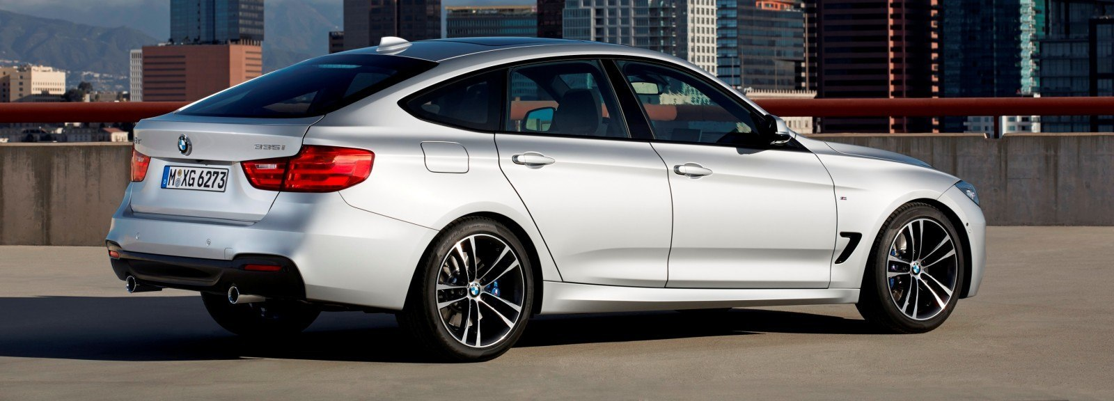 Best of Awards - 1000 miles at 100MPH - 2014 M Sport BMW 335i GT 65