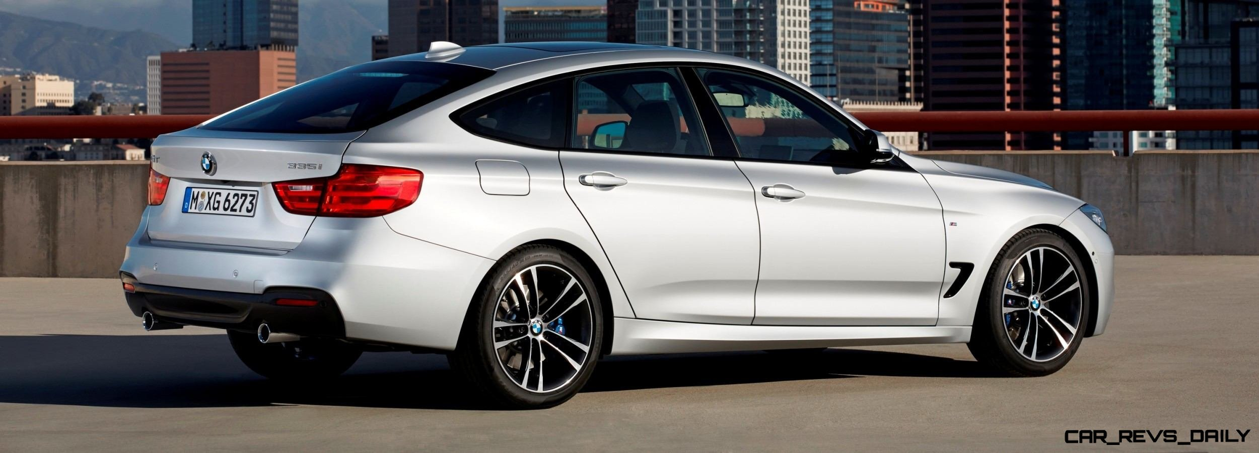 Best of Awards  2014 BMW 335i GT M Sport  1000 miles at 100MPH
