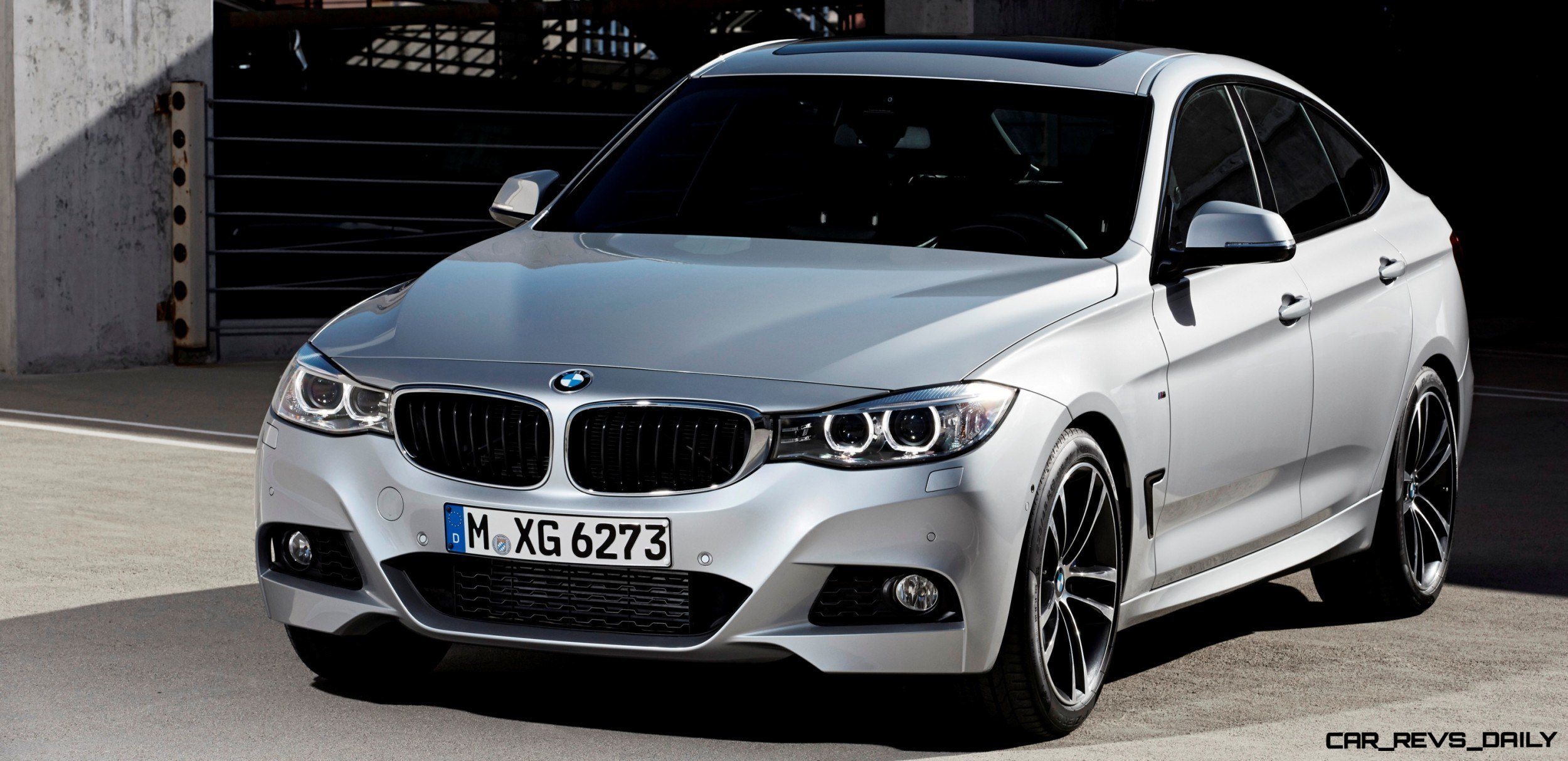 Best Of Awards 2014 Bmw 335i Gt M Sport 1000 Miles At