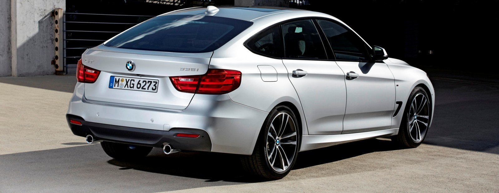 Best of Awards - 1000 miles at 100MPH - 2014 M Sport BMW 335i GT 70