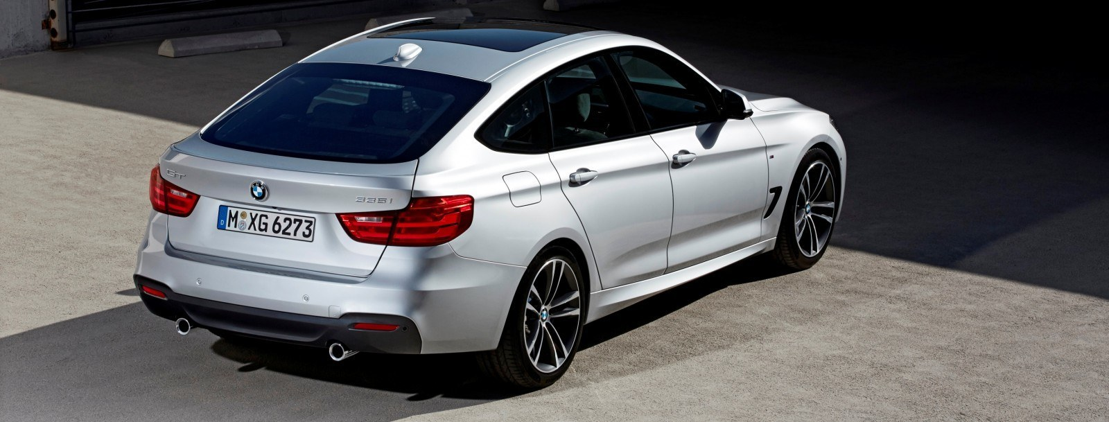 Best of Awards - 1000 miles at 100MPH - 2014 M Sport BMW 335i GT 71