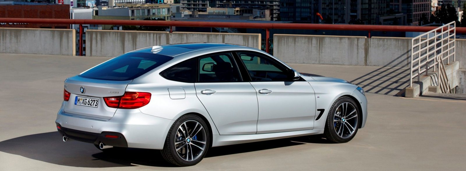 Best of Awards - 1000 miles at 100MPH - 2014 M Sport BMW 335i GT 72