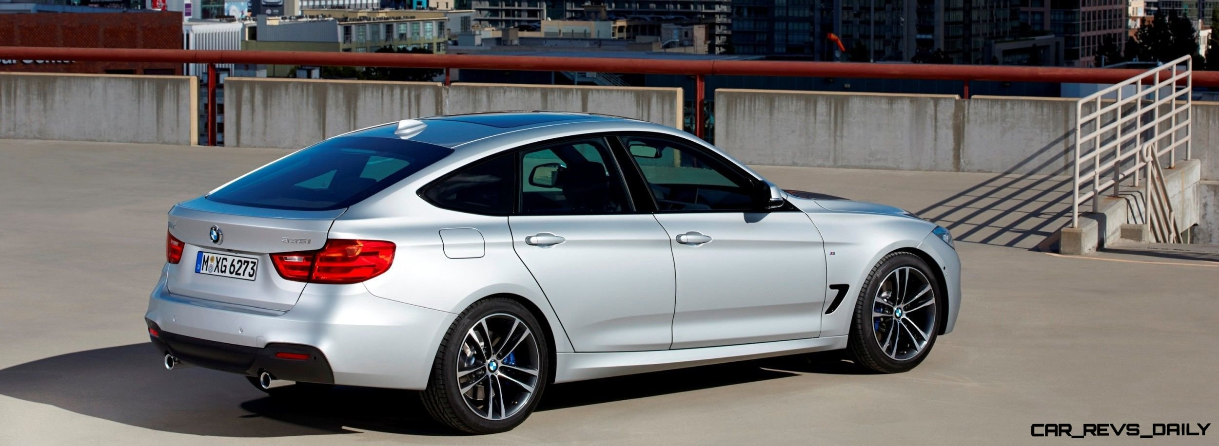 Best of Awards  1000 miles at 100MPH  2014 M Sport BMW 335i GT 72