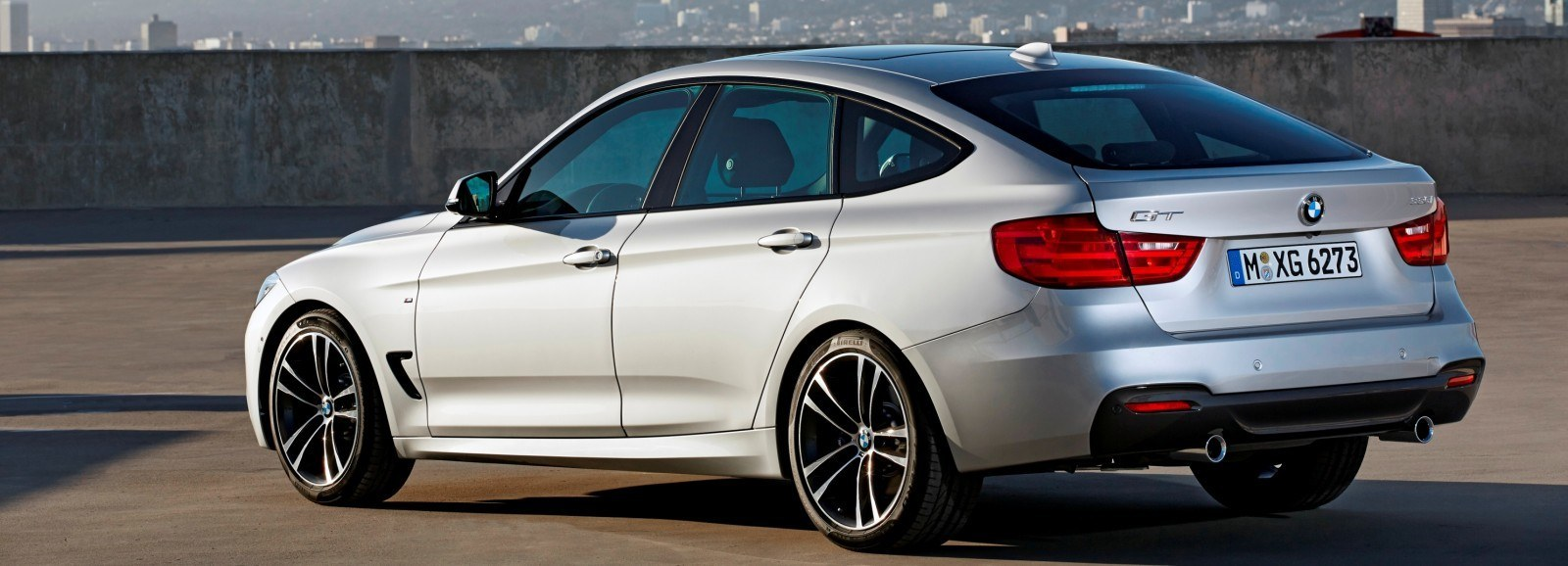 Best of Awards - 1000 miles at 100MPH - 2014 M Sport BMW 335i GT 75