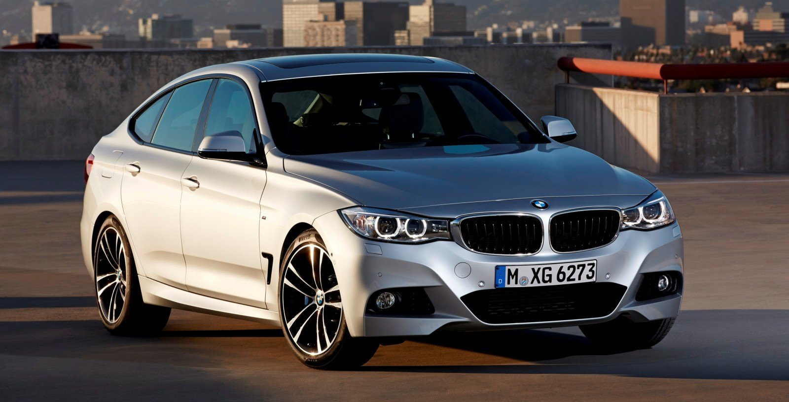 Best of Awards - 1000 miles at 100MPH - 2014 M Sport BMW 335i GT 76