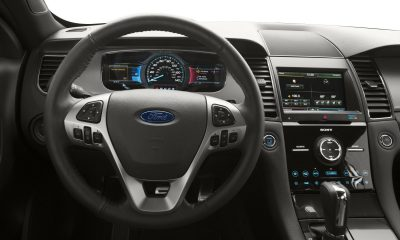 Best of Awards - 2014 Ford Taurus and Taurus SHO - Biggest Trunk and EcoBoost Turbo Innovator 16