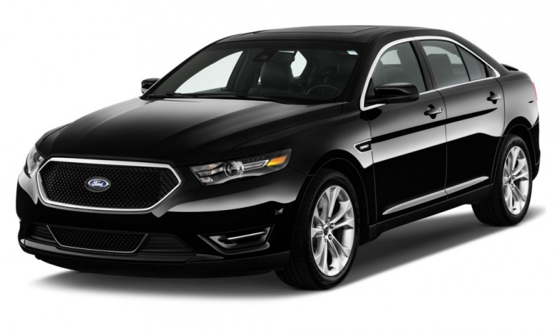 Best of Awards - 2014 Ford Taurus and Taurus SHO - Biggest Trunk and EcoBoost Turbo Innovator 4
