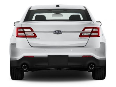 Best of Awards - 2014 Ford Taurus and Taurus SHO - Biggest Trunk and EcoBoost Turbo Innovator 43