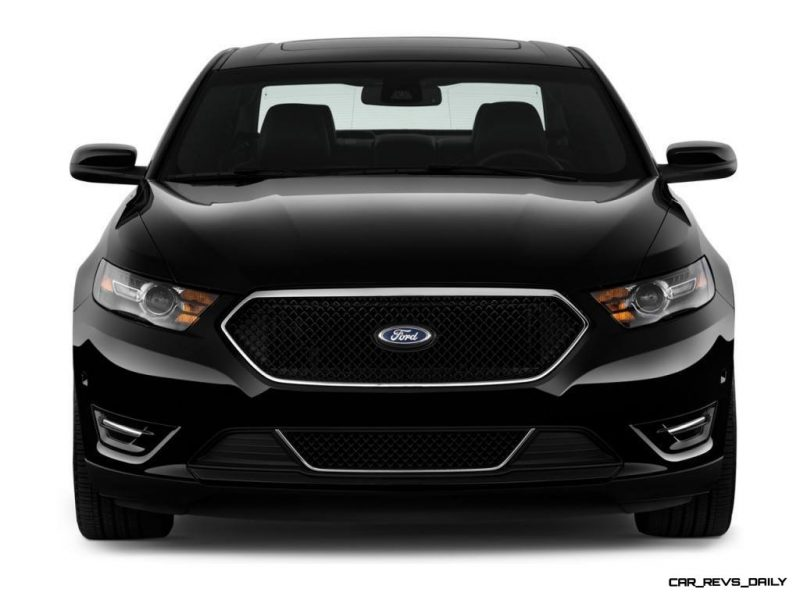 Best of Awards - 2014 Ford Taurus and Taurus SHO - Biggest Trunk and EcoBoost Turbo Innovator 55
