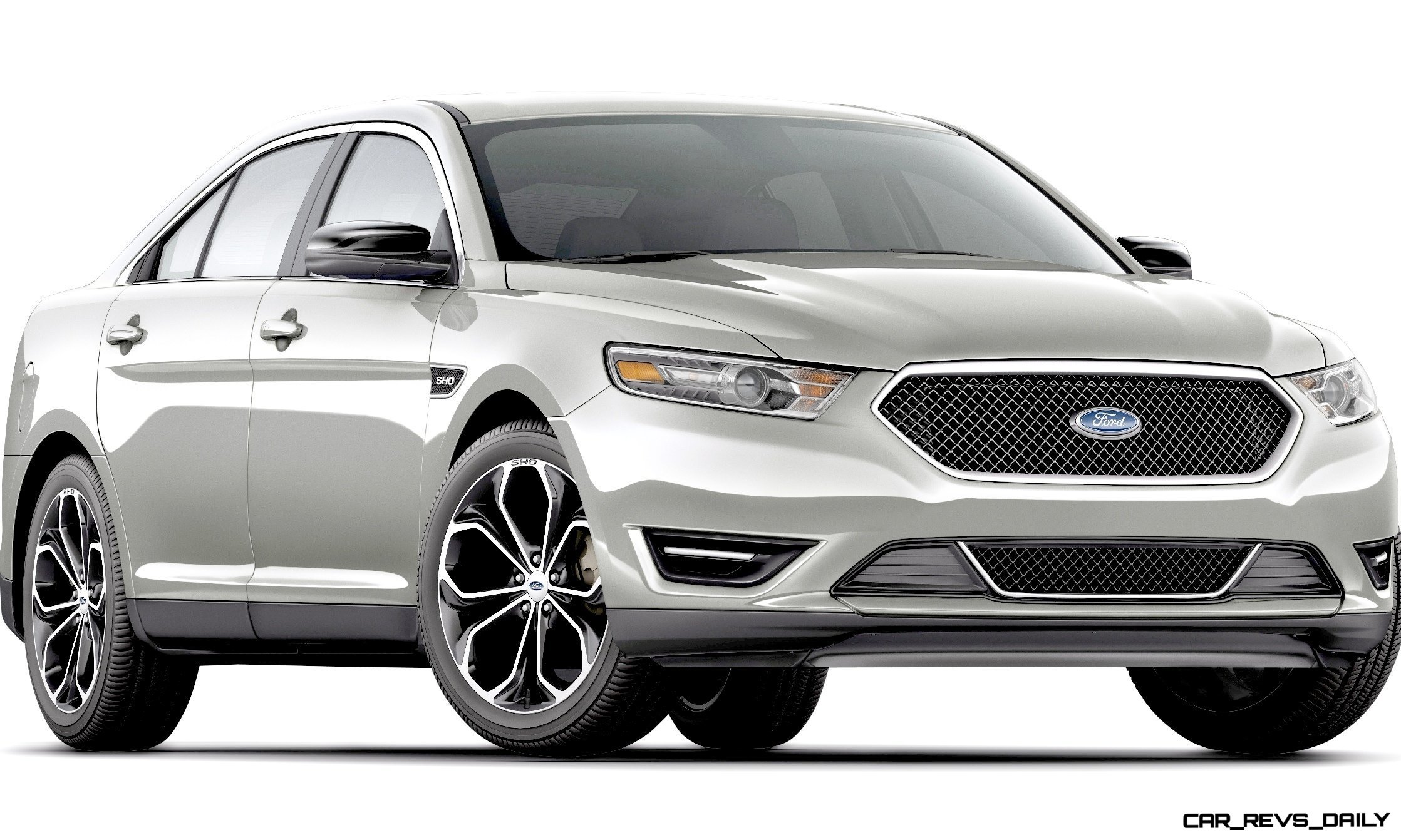 2014 Ford Escape Mpg >> Best of Awards - 2014 Ford Taurus and Taurus SHO - Biggest Trunk and EcoBoost Turbo Innovator