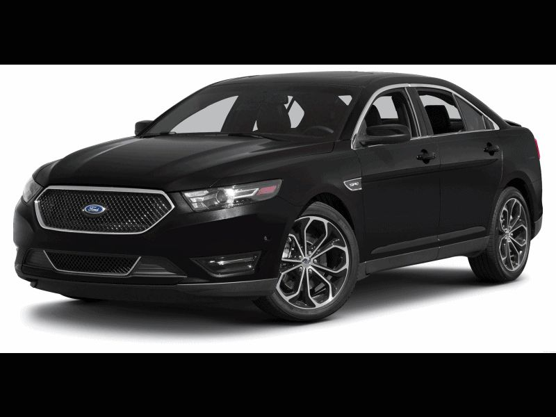 Best of Awards - 2014 Ford Taurus and Taurus SHO - Ext GIF