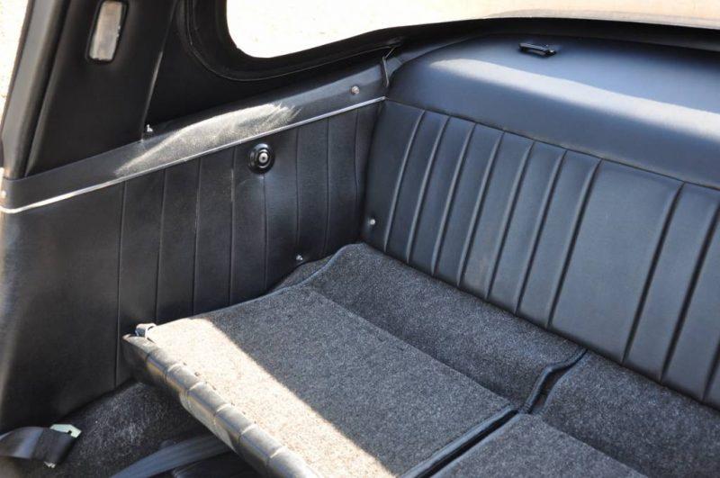 Black 1967 Porsche 911S Soft Window TARGA for sale in Raleigh NC 12