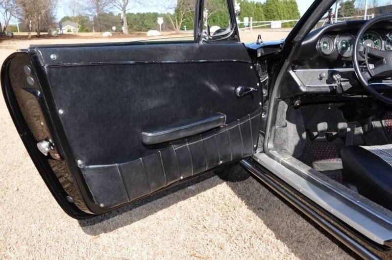 Black 1967 Porsche 911S Soft Window TARGA for sale in Raleigh NC 26