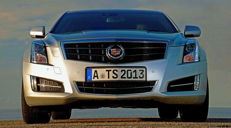 Cadillac ATS Europe GIF
