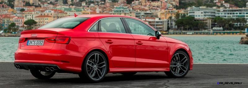 CarRevsDaily - 2015 Audi S3 Exterior 20
