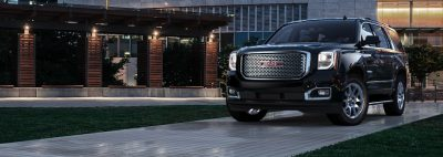CarRevsDaily - 2015 GMC Yukon Denali - Colors - Onyx Black 1