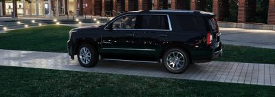CarRevsDaily - 2015 GMC Yukon Denali - Colors - Onyx Black 10