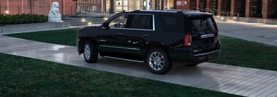 CarRevsDaily - 2015 GMC Yukon Denali - Colors - Onyx Black 12