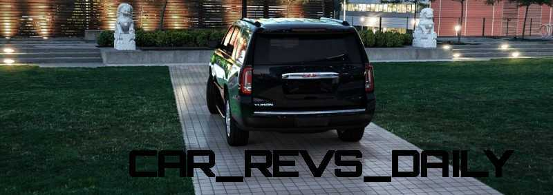 CarRevsDaily - 2015 GMC Yukon Denali - Colors - Onyx Black 16