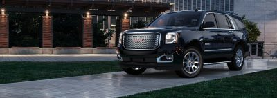 CarRevsDaily - 2015 GMC Yukon Denali - Colors - Onyx Black 2