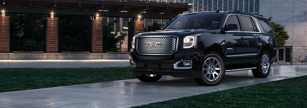 2015 gmc yukon denali in nine color turntables car revs. Black Bedroom Furniture Sets. Home Design Ideas