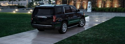 CarRevsDaily - 2015 GMC Yukon Denali - Colors - Onyx Black 20