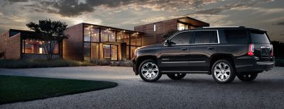 CarRevsDaily - 2015 GMC Yukon Denali - Colors - Onyx Black 26