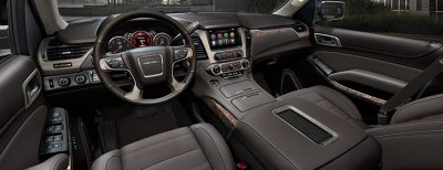 CarRevsDaily - 2015 GMC Yukon Denali - Colors - Onyx Black 27