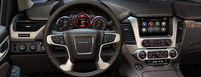 CarRevsDaily - 2015 GMC Yukon Denali - Colors - Onyx Black 29