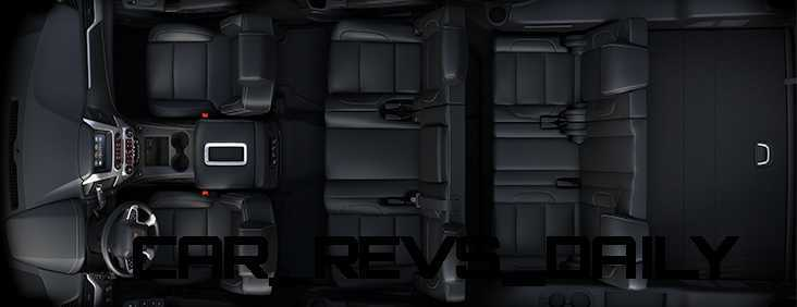 CarRevsDaily - 2015 GMC Yukon Denali - Colors - Onyx Black 30