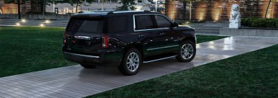 CarRevsDaily - 2015 GMC Yukon Denali - Colors - Onyx Black 37