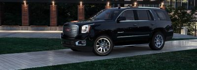 CarRevsDaily - 2015 GMC Yukon Denali - Colors - Onyx Black 4