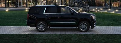 CarRevsDaily - 2015 GMC Yukon Denali - Colors - Onyx Black 42