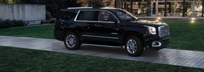 CarRevsDaily - 2015 GMC Yukon Denali - Colors - Onyx Black 45