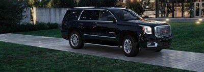 CarRevsDaily - 2015 GMC Yukon Denali - Colors - Onyx Black 46