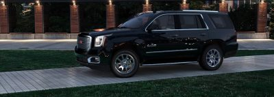 CarRevsDaily - 2015 GMC Yukon Denali - Colors - Onyx Black 5