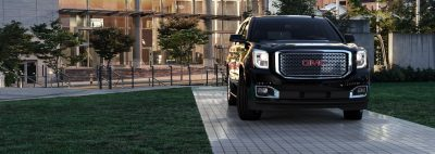CarRevsDaily - 2015 GMC Yukon Denali - Colors - Onyx Black 50