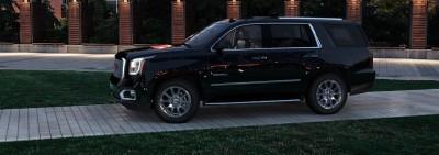 CarRevsDaily - 2015 GMC Yukon Denali - Colors - Onyx Black 6