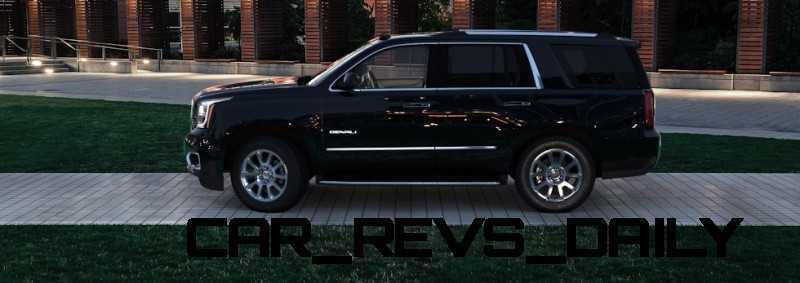CarRevsDaily - 2015 GMC Yukon Denali - Colors - Onyx Black 8